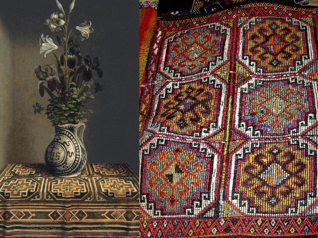 Turkish Rugs in Memling Paintings