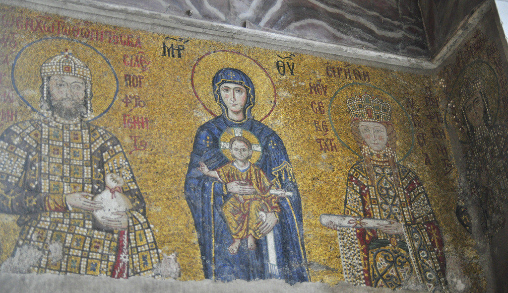 Istanbul Byzantine Tour