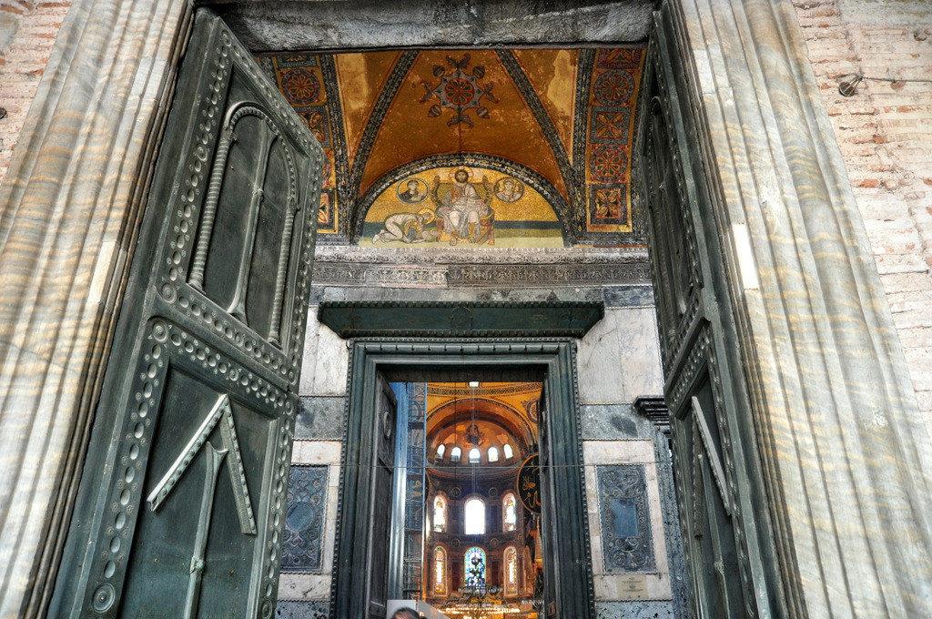 Byzantine Churches in Istanbul