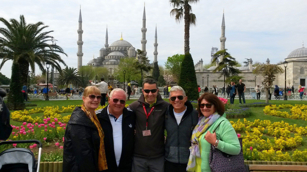 Guided Tours of Istanbul