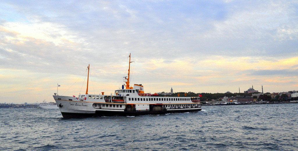 Sehir Hatlari Bosphorus Cruise