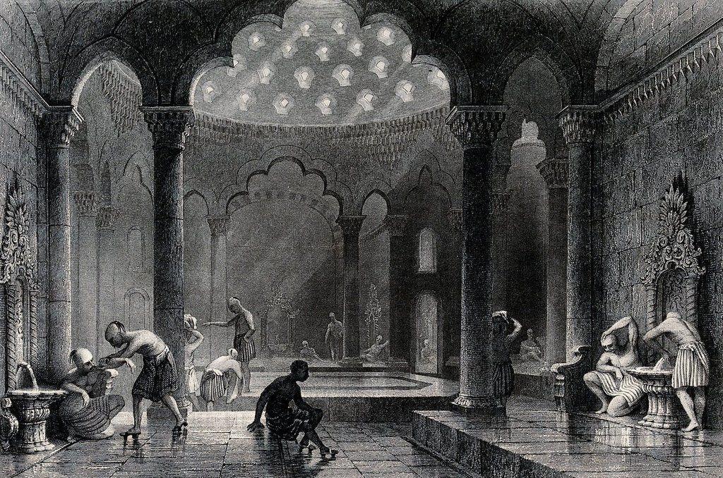 Oldest Turkish Baths in Istanbul