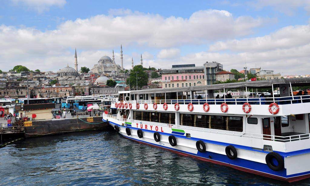 Turyol Bosphorus Cruise Boat