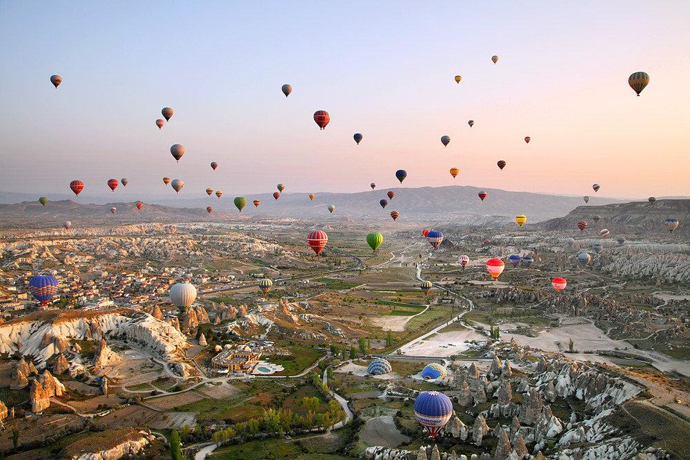 Cappadocia Balloon View