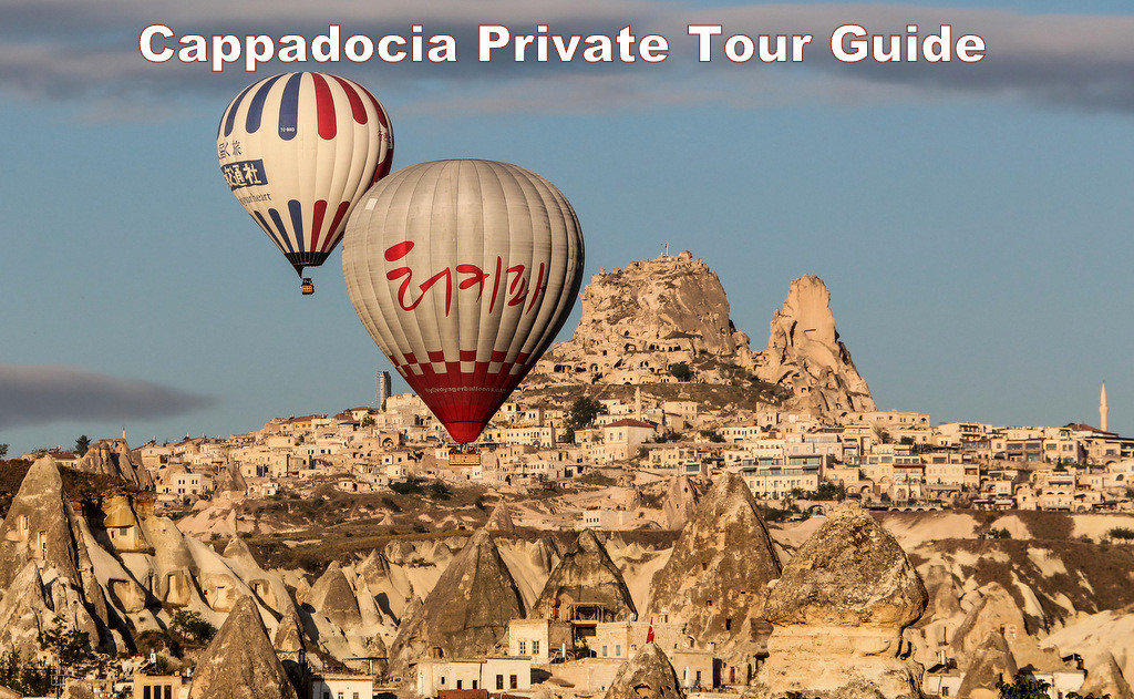 Private Tour Guide in Cappadocia, Turkey