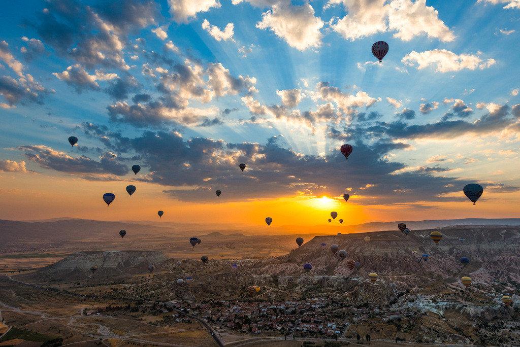 Balloons Flights in Cappadocia