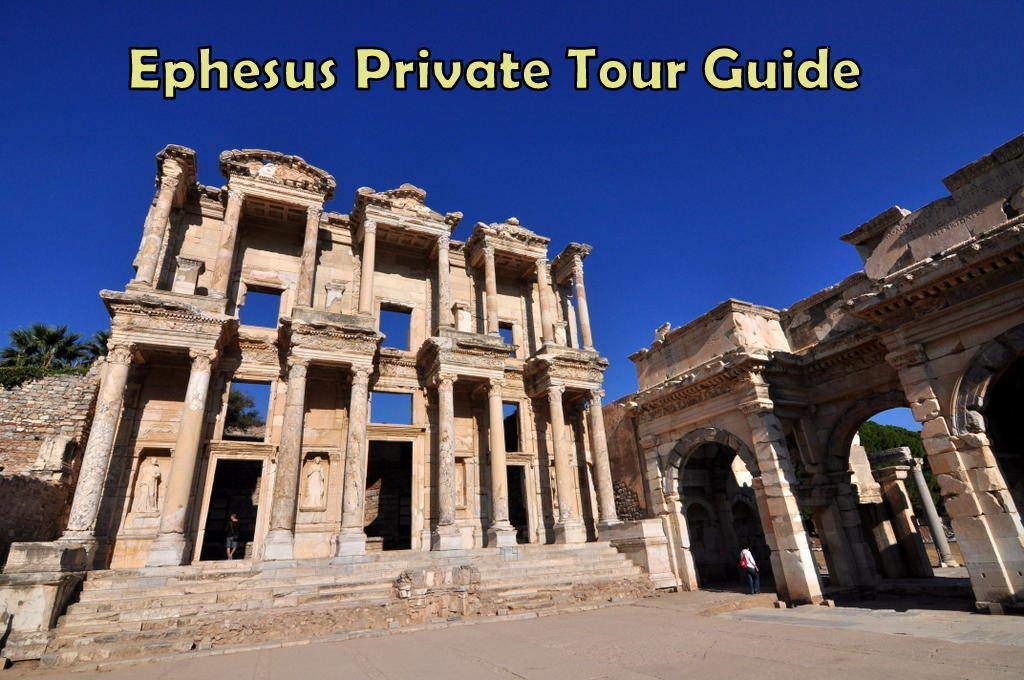 Private Tour Guide in Ephesus, Turkey